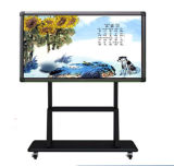 85, 98-Inch Interactive Whiteboard LCD Display with OPS PC Built-in Interactive Touch Screen Kiosk