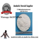 99% Steroid Hormone Powder CAS 58-18-4 for Muscle Building
