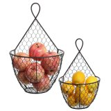 Wall Mounted Artistical Fruit Basket