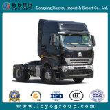 Sinotruk HOWO 371HP 420HP 4X2 Tractor Truck