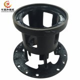 ISO 9001 Made in China Auto Parts Sand Casting Cast Iron Components with CNC Machining