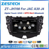 Zestech 2 DIN Touch Screen Car DVD GPS for JAC J4 with Raido Audio Bluetooth