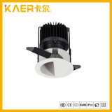 7W Embedded Semi-Circular Hole CREE LED Wall Washer