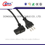 Switzerland Power Cord AC Power Cable with Sev Standard