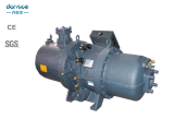 Semi-Hermetic Refrigeration Hanbell Screw Type Compressor for Dannice Air Cooled Screw Chiller