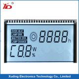 Stn Transflective LCD Display Digital Segment LCD Display