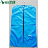 Polyester Zipper Suit Cover Garment Bag Clothing Dress Suit Cover Dust Bag