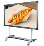 65, 75, 85, 98 Inch LCD Display with OPS PC Built-in Interactive Touchscreen Kiosk Interactive Whiteboard