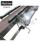 Hairise Pallet Dynamics Aggregate Modular Plastic Belt Conveyors