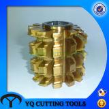 High Speed Steel Spline Shaft Key Cutter
