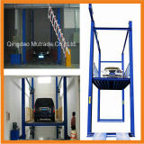 1 2 3 4 Stops Car Truck Vehicle Four Post Conveyor System, Car Dealership Parking Equipment, Parking Machine Car Lifting