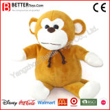 Cheap China Promotion Soft Stuffed Animals Plush Toys Brown Monkey