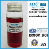Butachlor 35% + Propanil 35% EC