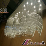 Hotel Decorative Luxury K9 Crystal Chandelier for Hall