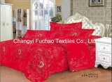 China Suppliers Full Size Poly/Cotton Material Printed Bedding Set Manufacture Wholesale Bed Sheet