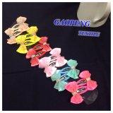 Colored Mini Bowknot Clips
