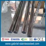 Brushed Finish Stainless Steel Seamless Pipe Grade 304