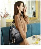 Fashion Women Lady′s Backpack Double Shoulder Bag