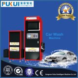 24h Service Car Washing Vending Machining with Vacuum Disinfection Machine