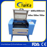Glass Cup Acrylic MDF CO2 Laser Engraving Machine with Ce/FDA