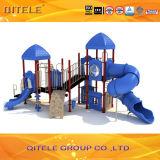 Hot Sale Best Price Children Plastic Playground Outdooor with Slide