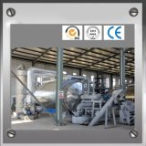 Continuous Waste Tire Pyrolysis Plant with Ce, SGS, ISO
