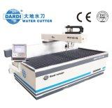 3-Axis Abrasive Water Jet CNC Cutting Machine, Stone