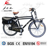 700C 36V Lithium Battery Classic Electric City Bike (JSL033E-4)