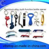 Export Creative Bar Tool Promotional Gift Aluminum Alloy Bottle Opener