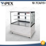 Commercial Stainless Steel Bakery Display Cake Showcase Equipment with Ce