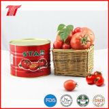 Star Brand 2.2kg Canned Tomato Paste of High Quality