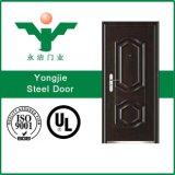 Security and Hot Sale China Steel Door and Door Frame