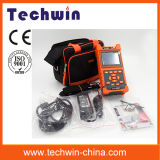 Techwin High Precision Handheld Optic OTDR Machine Tw2100e Fiber OTDR Portable Optical OTDR Meterwith Touch Screen