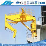 Knuckle Boom Hydraulic Crane with Full Rotary and High Performance