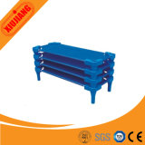 High Quality Small Kindergarten Plastic Bed for Kids