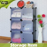 Beautiful Bedroom Wardrobe Closet Shelf Plastic Storage Box