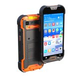 4G Lte Rugged Smartphone with High Performance NFC Reader & 13mega Pixels Camera & Dual Bands WiFi Seamless Roaming
