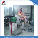 Steel/Iron If Frequency Induction Heating Furnace (100KG/160KW)