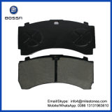 Brake Pads Cast Iron Backing Plate Wva29244 for Volvo