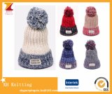 Wholesale Women ′s Custom Beanie Knit Hats and Caps with High Quality