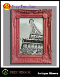 Ornate Hand Made Wooden Craft Photo Frame