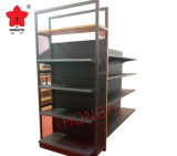 Double Sides Metal Supermarket Shelf (HY-111)