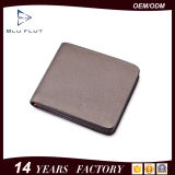 OEM Factory Wholesale Fashion Design Men′s Leather Credit Card Wallets