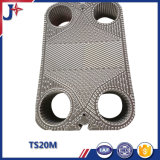 Equal to Alfa Laval Ts20 Ss304 Ss316L Titanium Heat Exchanger Plate