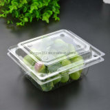 Pet Clear Grape Blister Packaging Box