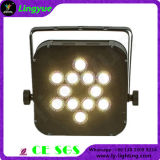 12X12W Indoor PAR64 Small Battery Powered Mini LED Lights