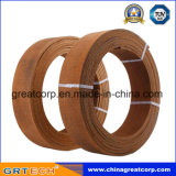 Brown Color Asbestos Free Woven Brake Lining Roll