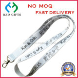 Hot Selling Custom Lanyard with Logoheat Transfer Printed at Competitive Price