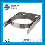 Adjustable Chimney Pipe Wall Strap