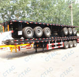 Best Selling Tri Axles Container Skeleton Trailer for Sale